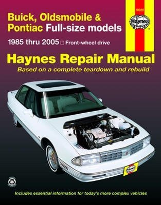 (Haynes 19020 Technical Repair Manual)