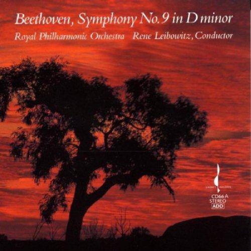 beethoven symphonies leibowitz - 5