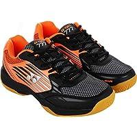 yonex 777 Badminton Shoe Black/Orange