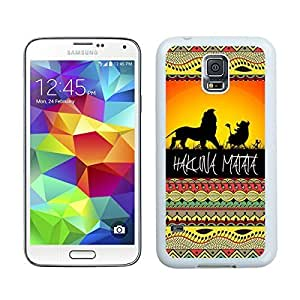 Samsung Galaxy S5 Covers   Samsung Galaxy S5 Accessories   on Sunset Lion King Samsung Galaxy S5 Case White Cover