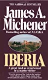 Front cover for the book Iberia by James A. Michener