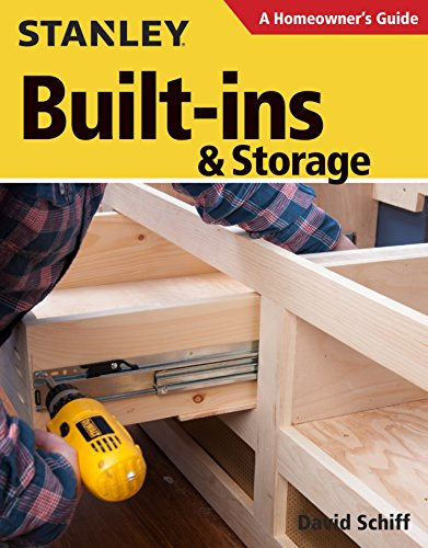 Built-Ins & Storage (Homeowner's Guide) (Home Entertainment Storage)