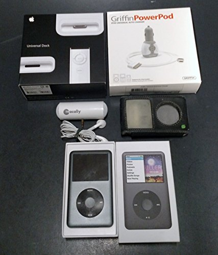 bundle-apple-ipod-classic-video-7th-generation-black-160gb-speaker-podwave-a1238