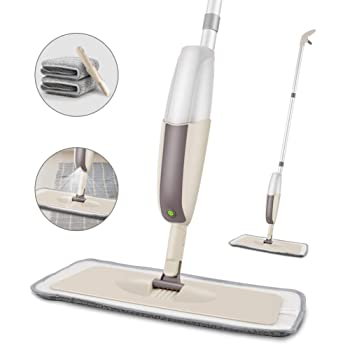 HOMTOYOU Spray Mop