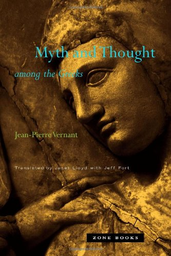 Download Myth and Thought among the Greeks (Zone Books) ebook