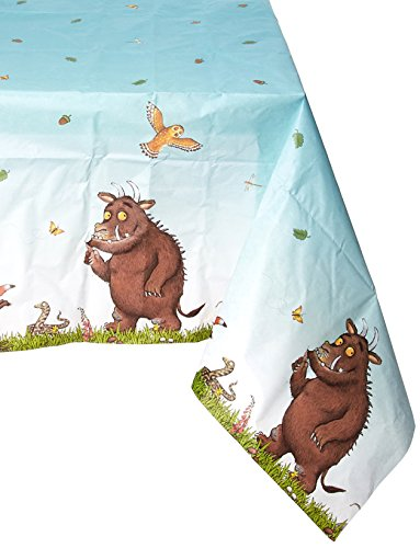 Talking Tables Gruffalo Party, Paper Table Cover, Multi-colour, 180 x 120cm]()