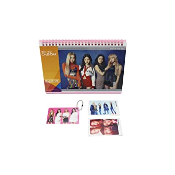 Amazon.com: blackpink Kpop 2018 Calendario de computadora ...
