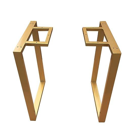 Table Legs Marco De Mesa De Metal De Dos Piezas Estilo Industrial ...