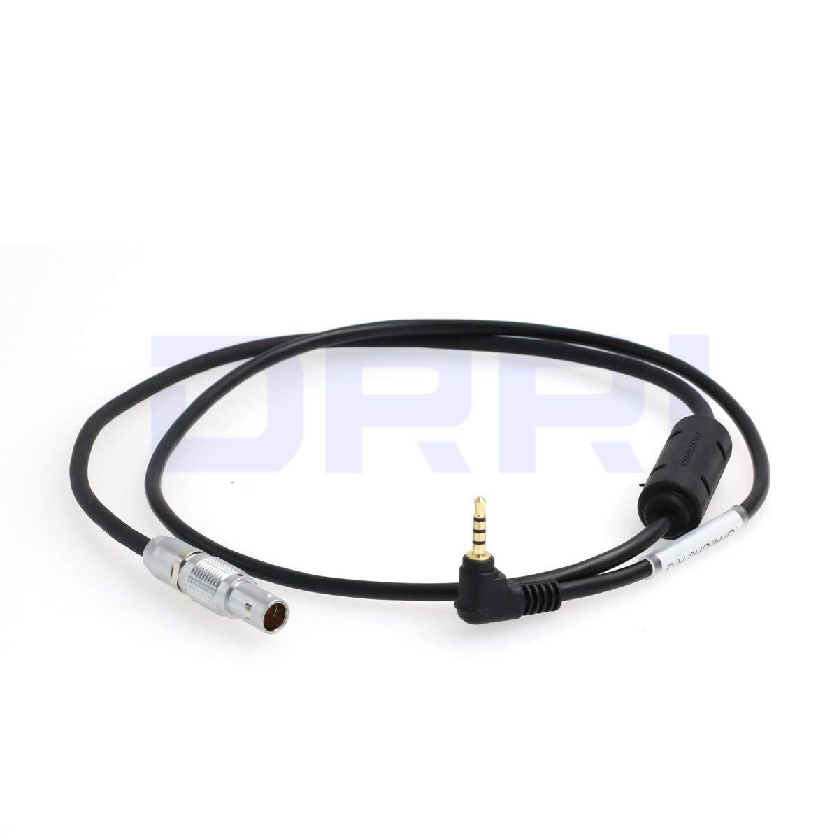 DRRI Tilta Nucleus-M Run//Stop Cable for Sony FS5//FS7,Panasonic Eva Cameras