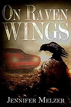 On Raven Wings (English Edition) por [Melzer, Jennifer]