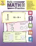 Daily Math Practice, Grade 2, Evan-Moor, 155799742X