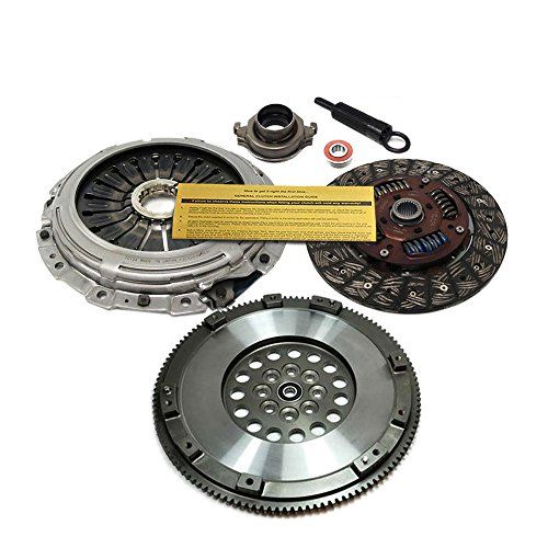 EXEDY CLUTCH KIT FJK1000 fits 04-14 SUBARU IMPREZA WRX STi 6 SPD 2.5 DOHC Turbo ()