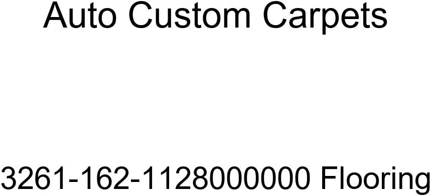 Auto Custom Carpets 3261-162-1128000000 Flooring