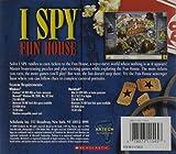 I SPY FUN HOUSE CD-ROM SOFTWARE