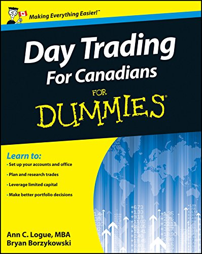 Day Trading For Canadians For Dummies by For Dummies