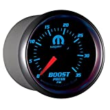 Auto Meter 880011 MOPAR Mechanical Boost Gauge