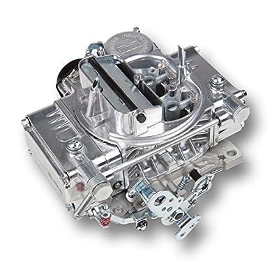Holley 0-80457S Model 4160 600 CFM Square Flange 4-Barrel Vacuum Secondary Electric Choke Carburetor: Automotive