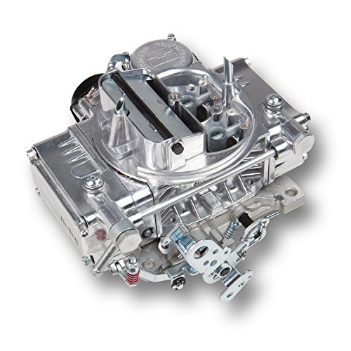 Holley 0-80457S Model 4160 600 CFM Square Flange 4-Barrel Vacuum Secondary Electric Choke Carburetor