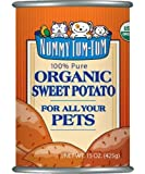 Nummy Tum Tum Pure Sweet Potato for Pets, 15-Ounce Cans (Pack of 12), My Pet Supplies