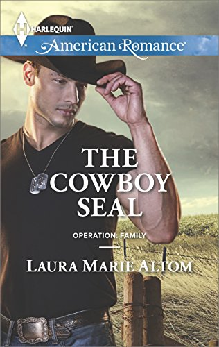 book cover of The Cowboy SEAL
