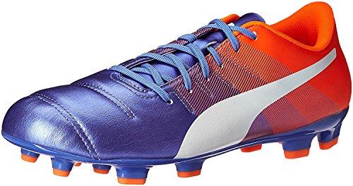 Puma Mens Evopower 4.3 FG Sneaker, Bleu, 46 D(M) EU/11 D(M) UK