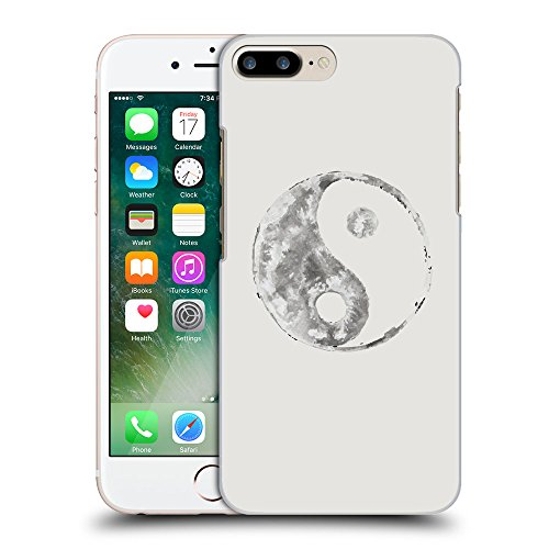 GoGoMobile Coque de Protection TPU Silicone Case pour // Q10050631 Yin yang 2 Platine // Apple iPhone 7 PLUS