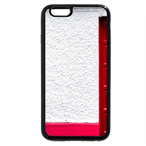 iPhone 6S / iPhone 6 Case (Black) Red door