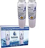 Premium Refrigerator Water Filter fits Maytag UKF8001 -...
