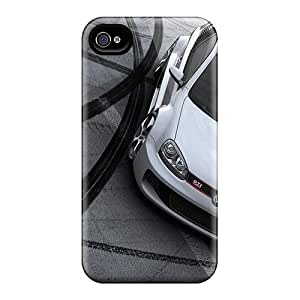 Excellent Design 2007 Volkswagen Gti W12 Concept Front Angle Top Tilt Case Cover For Iphone 4/4s by mcsharks