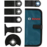 Bosch OSC6C 6-Piece Cutting Kit with Pouch