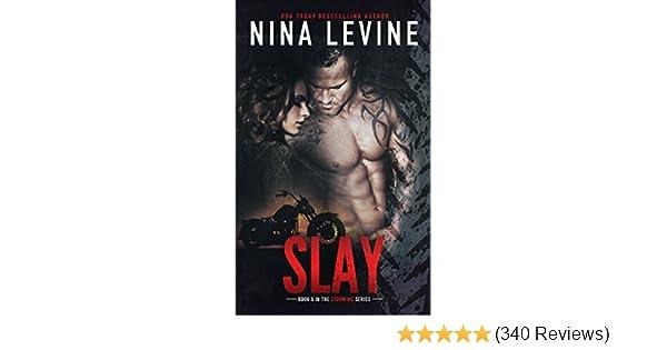 Slay Storm Mc 5 Kindle Edition By Nina Levine Romance Kindle