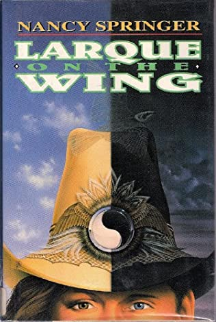 book cover of Larque on the Wing