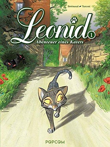 Leonid - Abenteuer eines Katers 01: Die zwei Albinos