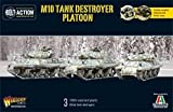 Us M10 Tank Destroyer Platoon, Bolt Action Models