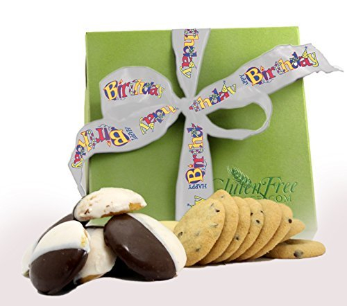 SMALL - Gluten Free Palace It's Your Special Day! Happy Birthday Gluten Free Gift Box