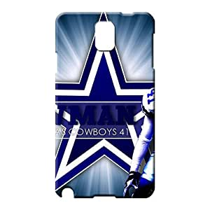samsung note 3 case With Nice Appearance High Grade cell phone shells dallas cowboys nfl football