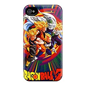 GAwilliam Snap On Hard Case Cover Dragon Ball Z Protector For Iphone 4/4s