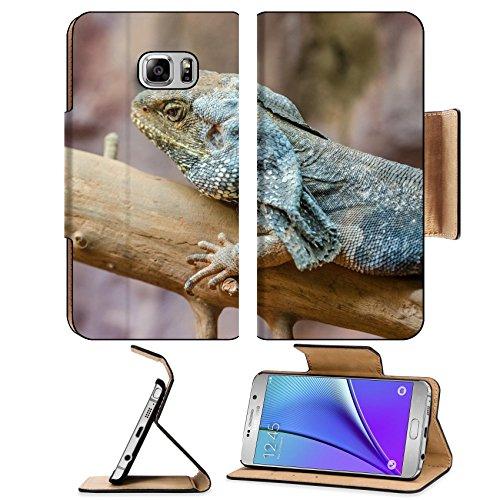 MSD Premium Samsung Galaxy Note 5 Flip Pu Leather Wallet Case Note5 IMAGE 20988032 Frilled Lizard
