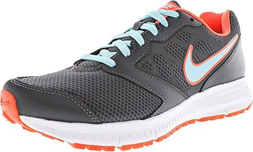 Nike Womens Downshifter 6 Dark Grey/Copa/Hypr Orng/White Running Shoe 6.5 Women US - Image 1