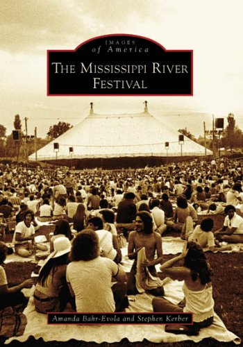 In 1969, Southern Illinois University Edwardsville initiated a remarkable performing arts series called the Mississippi River Festival. Over 12 summer seasons, between 1969 and 1980, the festival presented 353 events showcasing performers in a variet...
