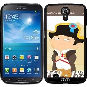 Funda para Samsung Galaxy Mega 6.3 GT-I9205 - Napoleón Bonaparte by Los dibujos de Alapapaju
