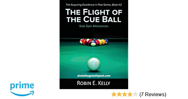 The Flight of the Cue Ball: Side Spin Allowances (Color Edition