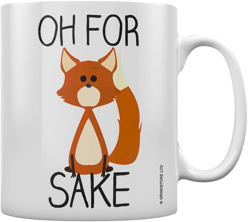 Cheap Oh For Fox Sake Mug