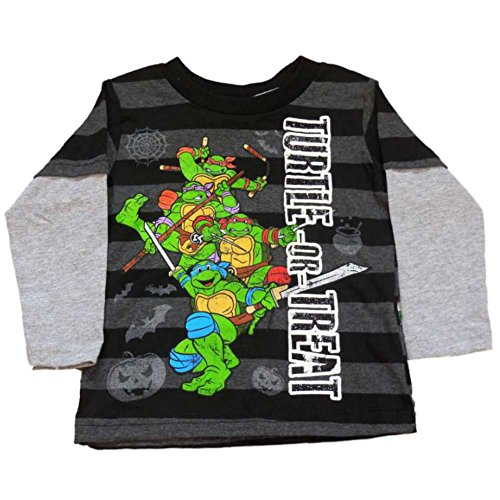 Teenage Mutant Ninja Turtles Infant Toddler Boys Black