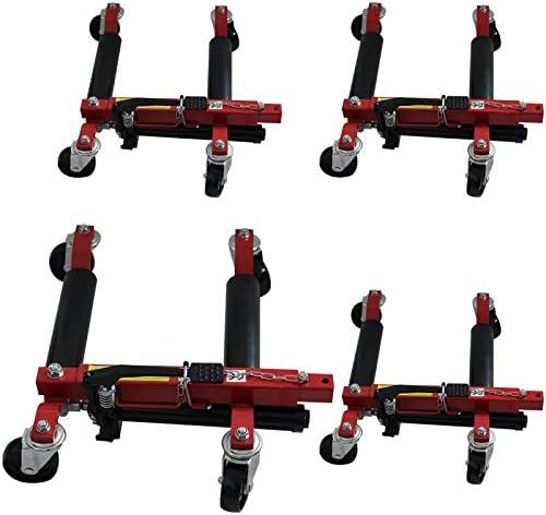 Baumarktplus 4x Rangierhilfe Wagenheber Rangierheber Pkw Auto Rangierroller Rangierwagenheber Trutzholm By Auto