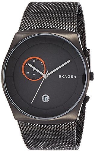 Skagen Men's SKW6186 Havene Grey Mesh Watch
