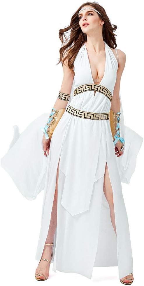 JJAIR Disfraz de Diosa Egipcia para Mujer, Disfraces de Reina de ...