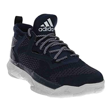 new products b04cc 7c9bf adidas Mens SM D Lillard 2 PK NBA Athletic  Sneakers Bluegrey