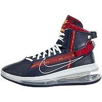 Nike Men's Air Max 720 SATRN Midnight Navy/White/Gym Red AO2110-400