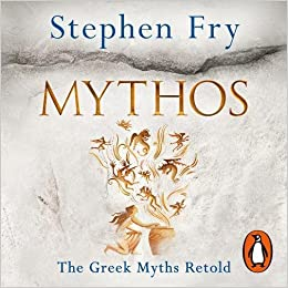 Book Mythos: A Retelling of the Myths of Ancient Greece